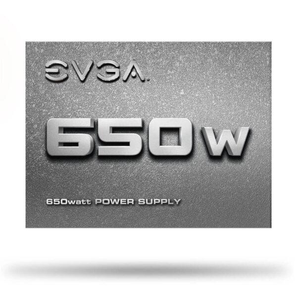 Fuente de Poder EVGA 100-N1-0650-L1