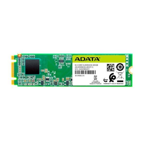 SSD Adata Ultimate SU650, M.2, 2280, 120GB, SATA III
