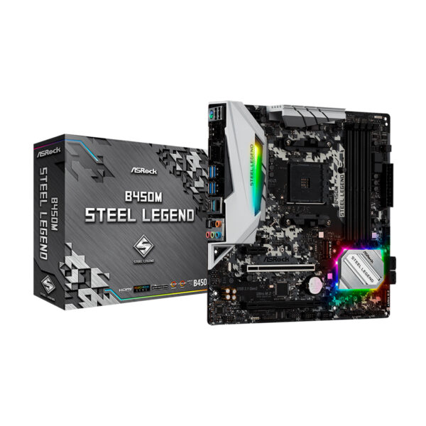 b450m steel legend