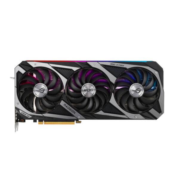 Tarjeta de Video Asus ROG Strix RX 6700 XT O12G Gaming, 12GB