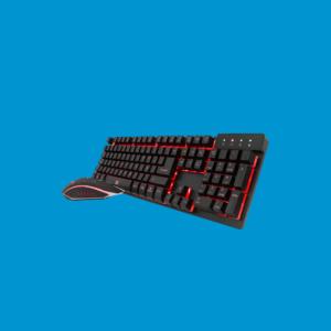 kit teclado y mouse